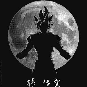 Camiseta Goku Super Saiyan Hero - Masculina