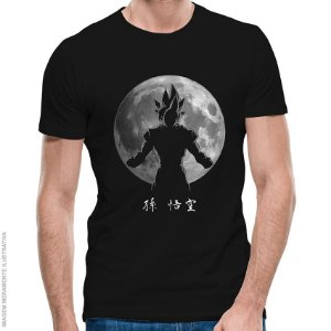 Camiseta Goku Super Saiyan Hero