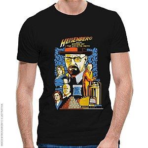 Camiseta Heisenberg - Masculina