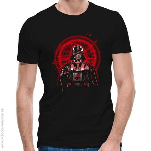 Camiseta Darth Protect the Plans