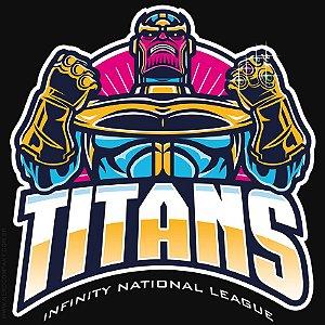Camiseta Titans Infinity - Masculina