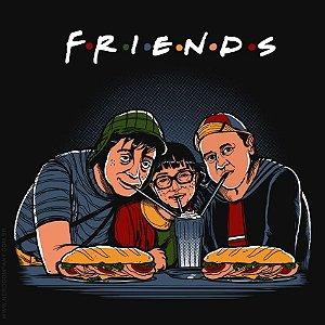 Camiseta Friends del Ocho - Masculina