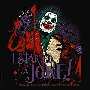 Camiseta Joker - Masculina