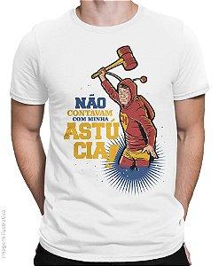 Camiseta Astúcia