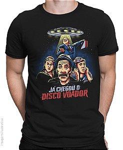 Camiseta Disco Voador