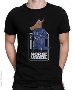 Camiseta Horse Vader