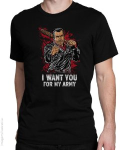 Camiseta I Want You