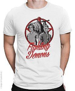 Camiseta Fighting Demons