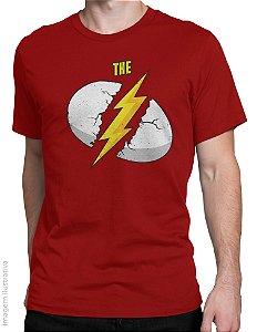 Camiseta The Flash Breakfast