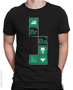 Camiseta Breaking Bad Símbolos