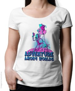 Blusinha Adventure Among Worlds