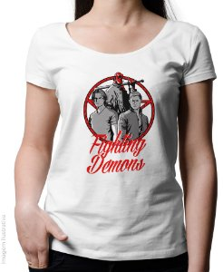 Blusinha Fighting Demons