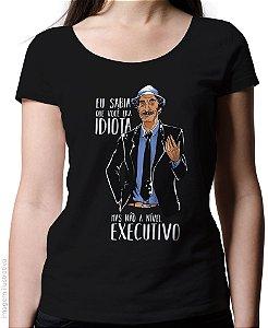 Blusinha Sr Madruga Executivo