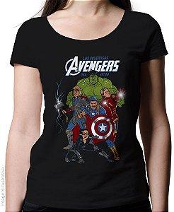 Blusinha Avengers Del Ocho