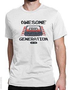 Camiseta Geração Impressionante