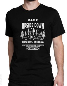 Camiseta Camp Upside Down