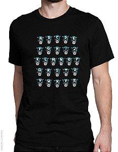 Camiseta Captain Alphabet