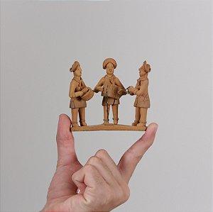 """Miniatura """"Trio Nordestino"""""""