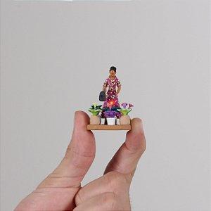 "Miniatura ""Jardineira"""