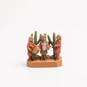 """Miniatura  """"Trio de Senhoras 02"""""""