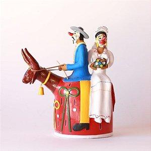 Doutor e Dona Joana Casado no Bumba Meu Boi