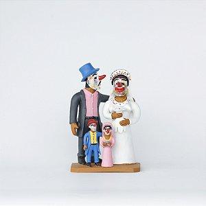 Foto de Casamento do Doutor e Dona Joana 02