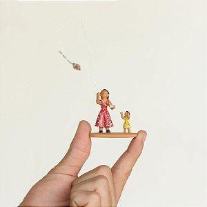 """Miniatura """"Mulher Soltando Pipa"""""""