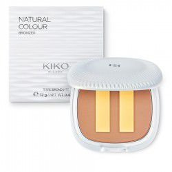 Bronzer Natural Colour - Kiko Milano