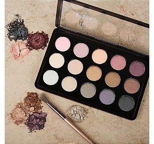 Paleta Studio Pro Titanium Bh Cosmetics