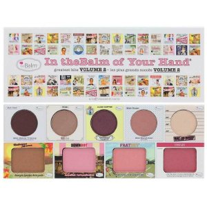 Paleta In TheBalm of Your Hand vol 2