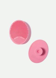 Escova de silicone para Limpeza Facial