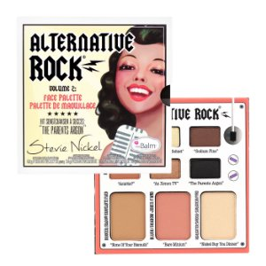 Paleta Alternative Rock the balm