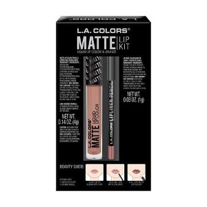 Batom Matte Lip Kit L.A. COLORS