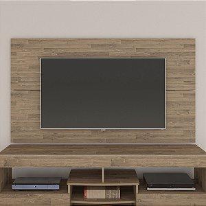 Painel para TV até 47 Polegadas Accanto Artely Rústico