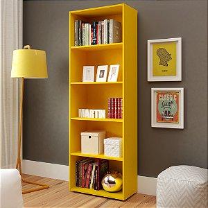 Estante para Livros  Multy Amarelo