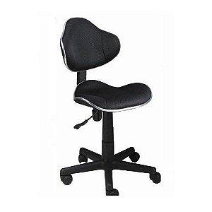 Cadeira para Escritório Anatômica Preta Bulk