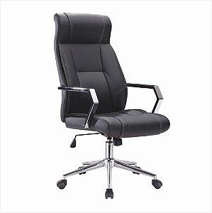 Cadeira para Escritório Presidente Prime Plus Preto - Bulk