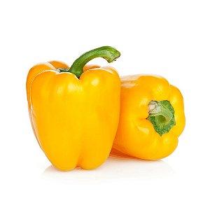 VERDE HORTA - Pimentão amarelo (unidade peso aprox. 300g)