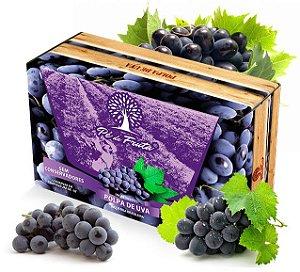 PÉ DE FRUTA - Polpa de uva (400g)