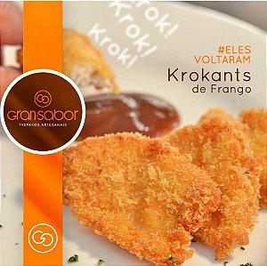 GRAN SABOR - Krokants de frango  (350g)