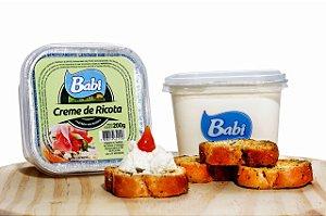BABI - Creme de ricota (200g)
