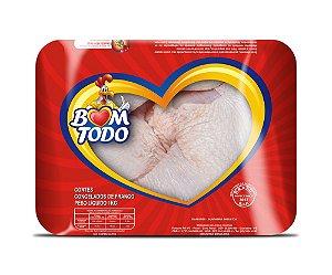 [FRANGO BOM TODO] Coxa e sobrecoxa congelada (bandeja 1kg)