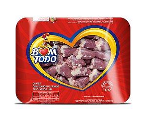 [FRANGO BOM TODO] Coração congelado (bandeja 1kg)