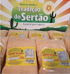 TRADIÇÃO DO SERTÃO - Farinha de rosca (pacote 500g)