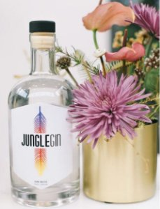 Jungle Gin (garrafa 750ml)