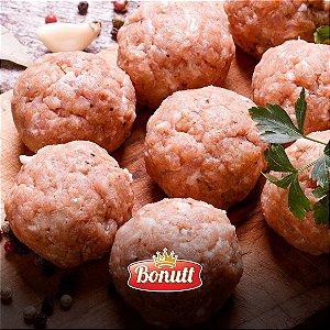EM PROMOÇĀO [Carne bovina BOMFRIGO] Almôndegas bovinas Bonutt (1kg)