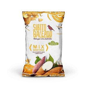 [SIBITO BALEADO] MIX ARRETADO (batata doce e macaxeira 60g)
