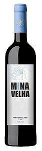 Vinho Tinto MINA VELHA - Regional Lisboa (750ml)