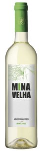 Vinho Branco MINA VELHA - Regional Lisboa (750ml)