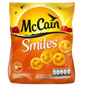 Batata McCain emoticon rostinho Smiles (500g)